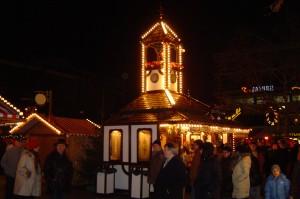 Kerstmarkt in Berlijn